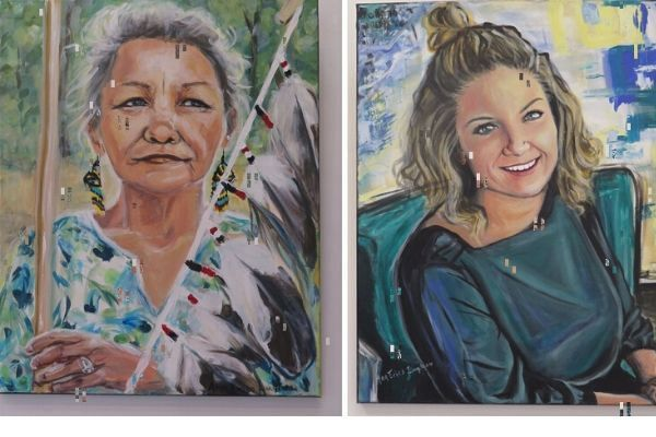 Visit the RCA Galleria and celebrate the Empowered Women of the Okanagan